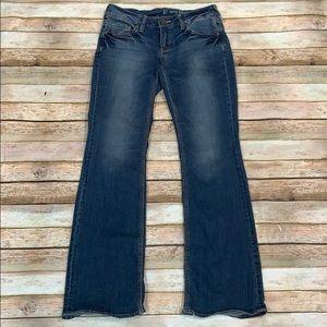 NY&C Curvy Bootcut Jeans